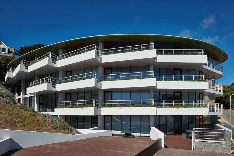 3 Bedrooms Apartment Flat for sale in Sandy Lane, Woolacombe