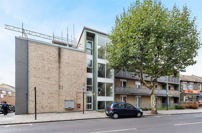 2 Bedrooms Flat for sale in Orion House, 143a Balaam Street, London