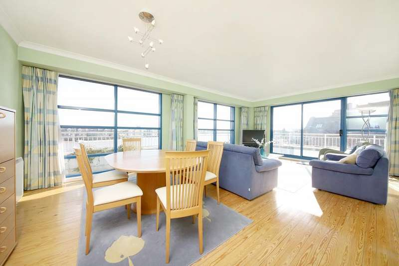 3 Bedrooms Apartment Flat for sale in Mauretania Building, 4 Jardine Road, London, E1W
