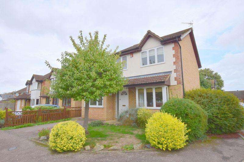 3 Bedrooms Detached House for sale in Archive Close, Aston Clinton