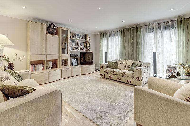 3 Bedrooms Terraced House for sale in Andover Place, London, NW6