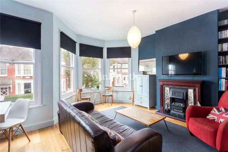 2 Bedrooms House for sale in Allison Road, Harringay, N8