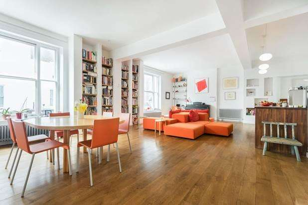 4 Bedrooms Flat for sale in All Saints Road, London, W11