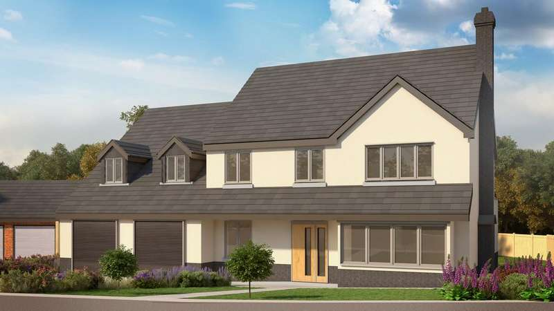 5 Bedrooms Detached House for sale in Plot 5, The Limes, Off Brassington Lane