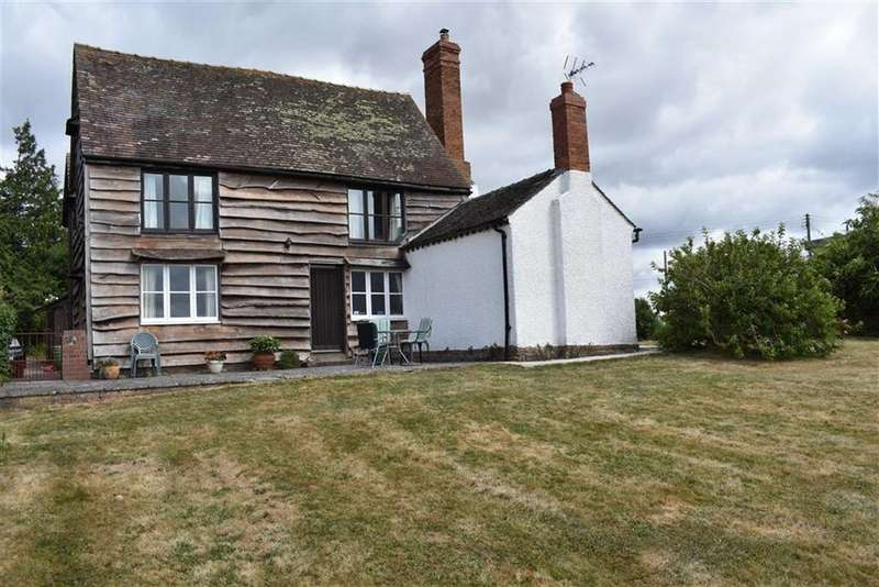 4 Bedrooms Detached House for sale in Putley, Ledbury, Herefordshire