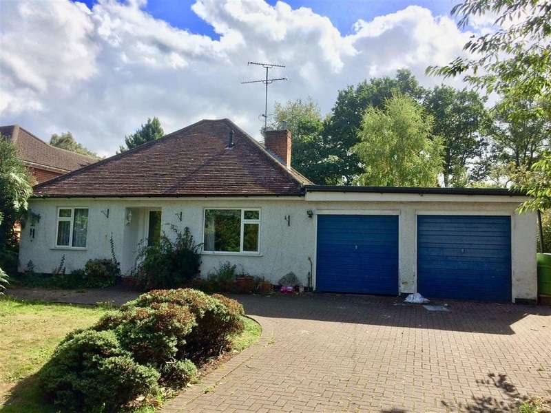3 Bedrooms Detached Bungalow for sale in Nine Mile Ride, Finchampstead, Berkshire RG40 3PA
