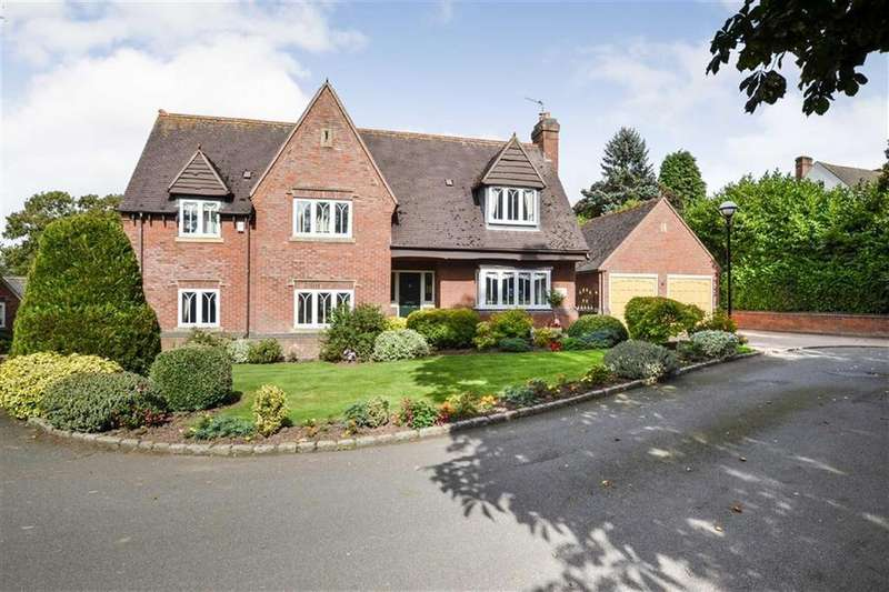 4 Bedrooms Detached House for sale in Sibson