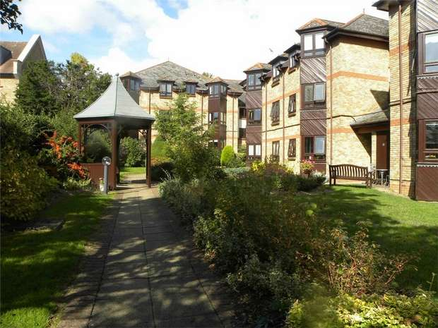 1 Bedroom Flat for sale in Beaumonds, Hatfield Road, St Albans, Hertfordshire