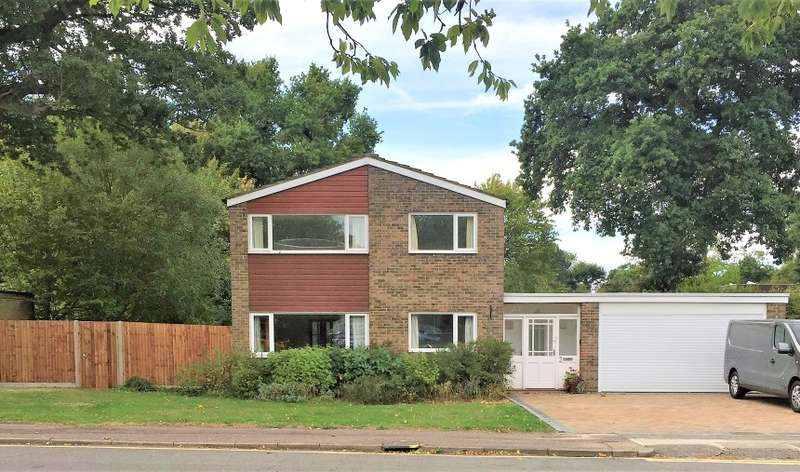 4 Bedrooms Detached House for sale in Whitney Drive, Stevenage, Hertfordshire, SG1 4BG