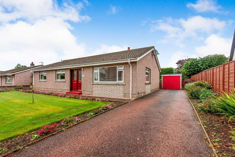 3 Bedrooms Semi Detached Bungalow for sale in Borrowfield Road, Montrose, DD10