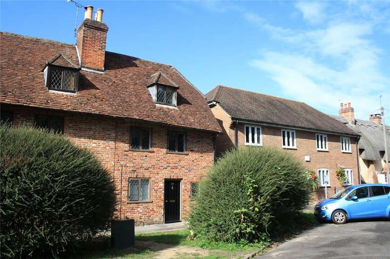 2 Bedrooms Semi Detached House for sale in Middlebridge Street, Romsey, Hampshire, SO51