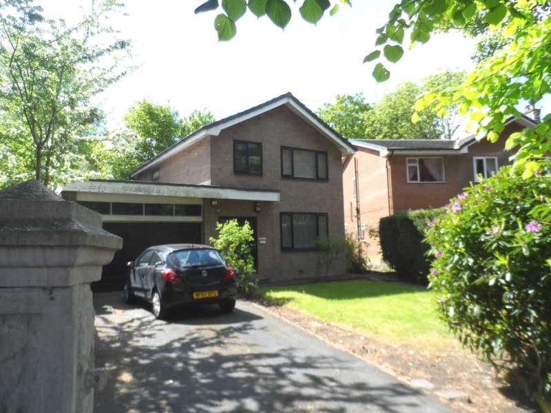 3 Bedrooms Detached House for sale in St Anns Road, Prestwich