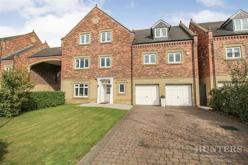 8 Bedrooms Detached House for sale in The Square, Seaburn, Sunderland, SR6 8JJ