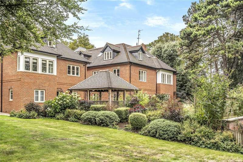 4 Bedrooms Apartment Flat for sale in Milesdown Place, Northbrook Avenue, Winchester, SO23