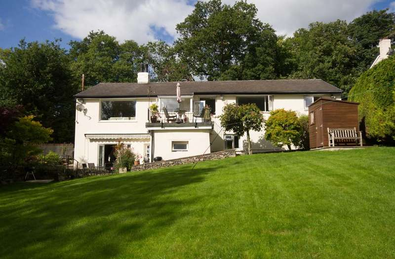3 Bedrooms Detached House for sale in Brigsteer, Near Kendal, Cumbria
