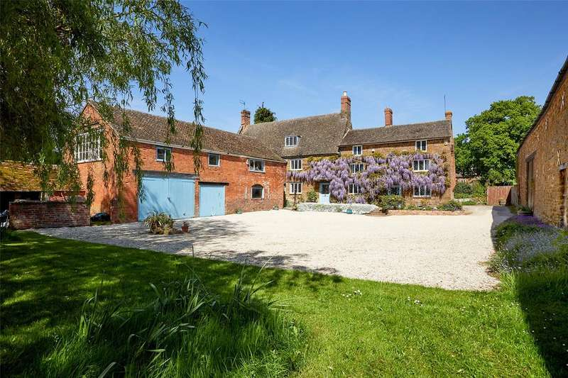 6 Bedrooms Detached House for sale in Overthorpe, Nr Banbury, Oxfordshire