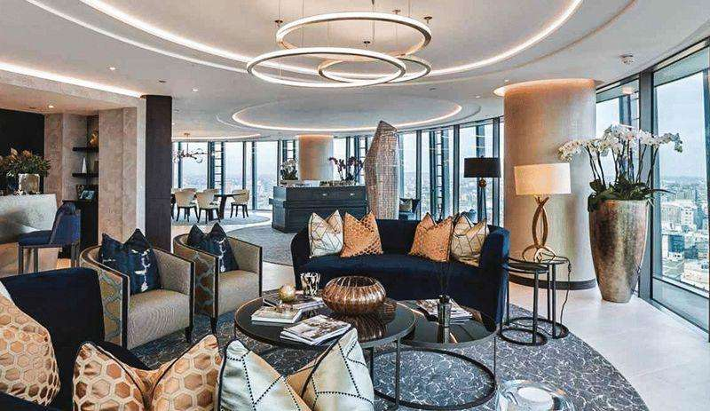 3 Bedrooms Apartment Flat for sale in One Blackfriars, 1-16 Blackfriars Road, London