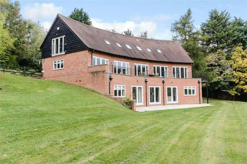 5 Bedrooms Detached House for sale in Watchet Lane, Little Kingshill, Great Missenden, Buckinghamshire, HP16