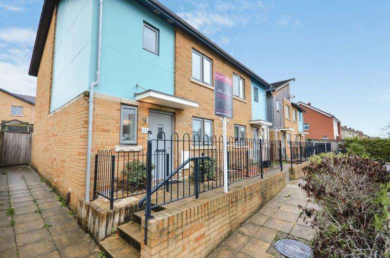 2 Bedrooms Semi Detached House for sale in Millground Road, Bristol
