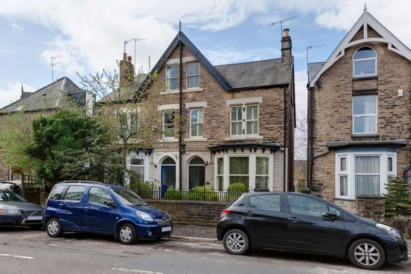 5 Bedrooms House for sale in Endcliffe Terrace Road, Sheffield