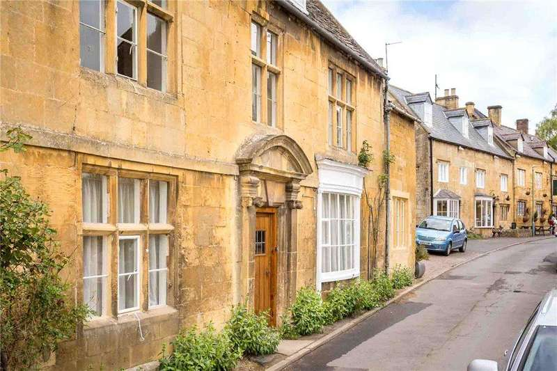5 Bedrooms Semi Detached House for sale in High Street, Blockley, Gloucestershire, GL56
