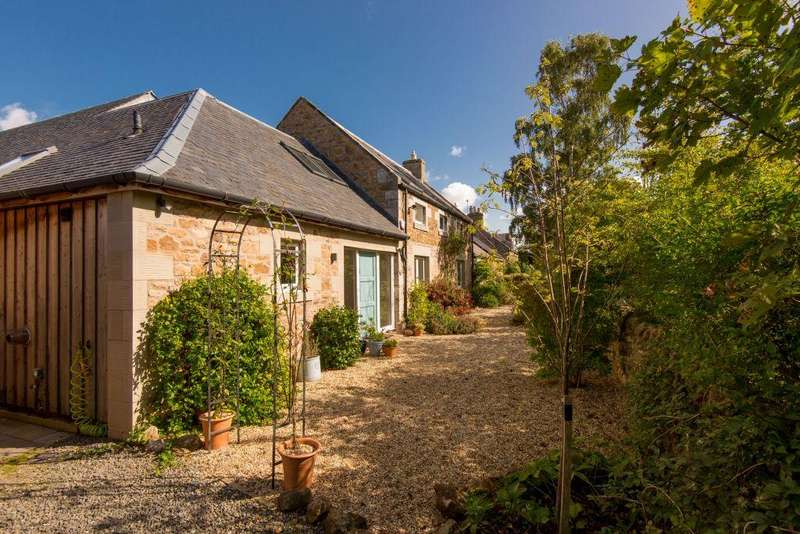 4 Bedrooms Semi Detached House for sale in 3 Newmains Cottages, Drem, East Lothian, EH39 5BL