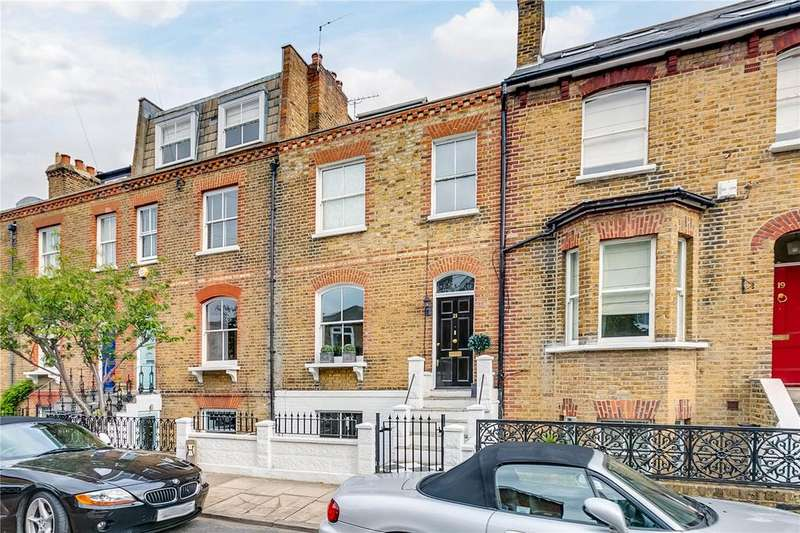 4 Bedrooms House for sale in Evelyn Road, Richmond, Surrey