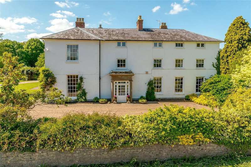 7 Bedrooms Detached House for sale in Caynham, Ludlow, Shropshire