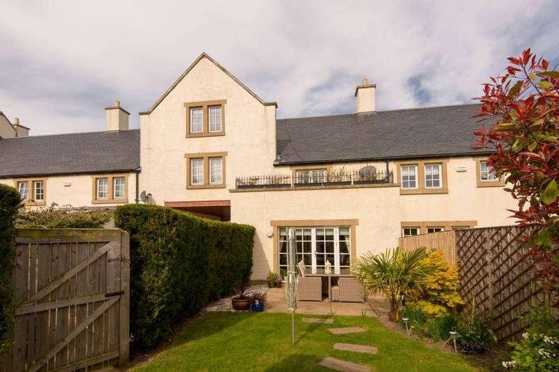 3 Bedrooms Town House for sale in 50 Nungate Gardens, Haddington, East Lothian