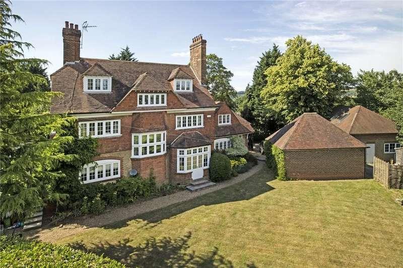 5 Bedrooms Detached House for sale in London Road, Westerham, Kent, TN16