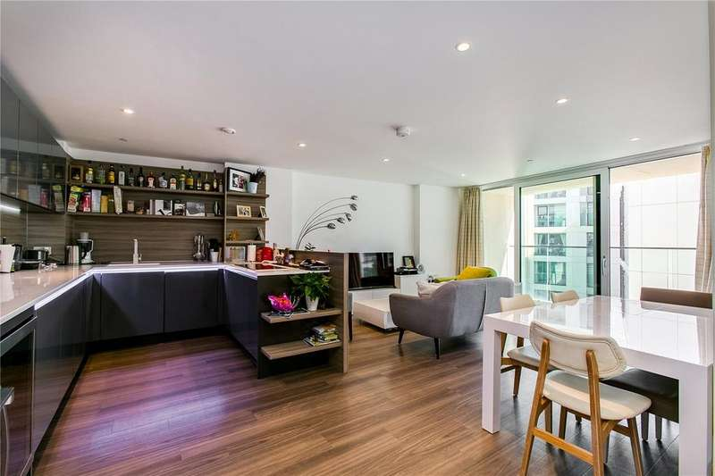 3 Bedrooms Flat for sale in Copperlight Apartments, Wandsworth, London