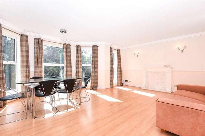 2 Bedrooms Apartment Flat for sale in Brinkworth Place, Burfield Road, Old Windsor, Windsor, SL4