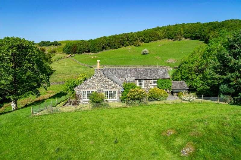 4 Bedrooms Detached House for sale in AshSlack Estate, Rusland, Ulverston, Cumbria