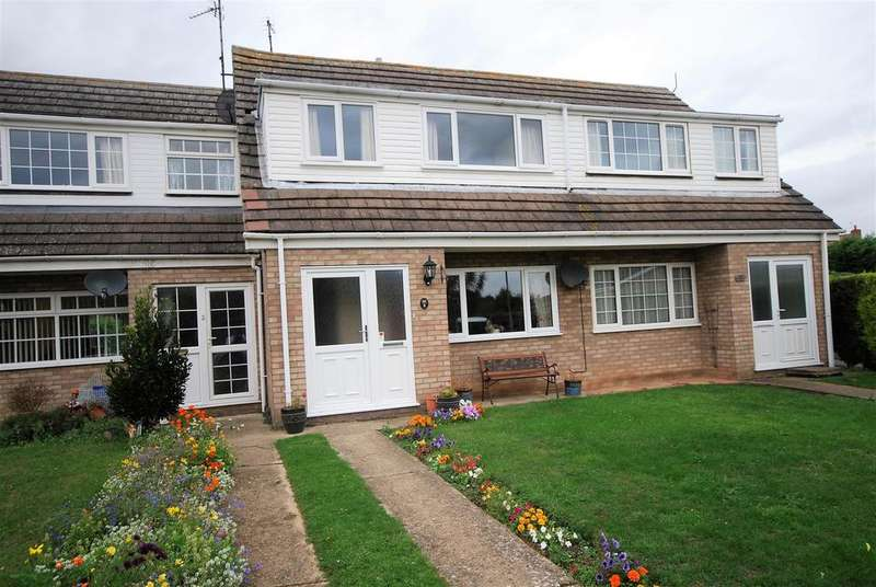 3 Bedrooms Terraced House for sale in Ash Court, Donington, Spalding