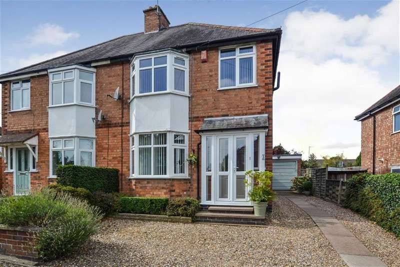 3 Bedrooms Semi Detached House for sale in Kibworth Harcourt