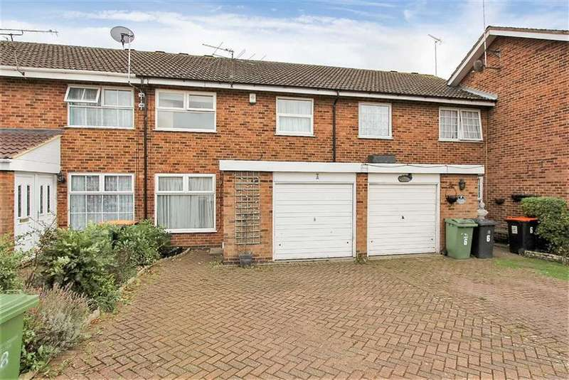 3 Bedrooms Terraced House for sale in Centauri Close, Leighton Buzzard