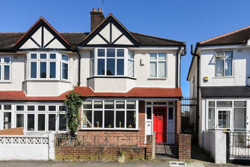 3 Bedrooms End Of Terrace House for sale in Millmark Grove, London