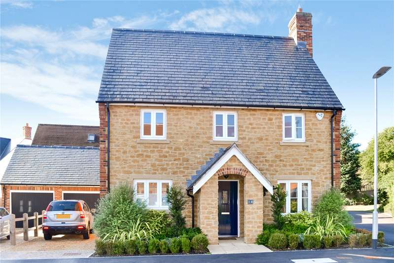 3 Bedrooms Detached House for sale in Granary Close, South Petherton, Somerset, TA13
