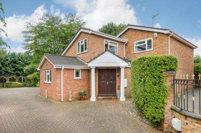 5 Bedrooms Detached House for sale in Reynes Close, Marston Moretaine, Bedford, Bedfordshire