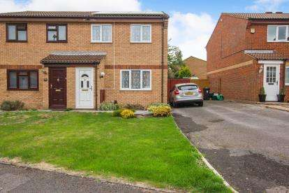 3 Bedrooms Semi Detached House for sale in Morley Close, Little Stoke, Bristol, South Gloucestershire