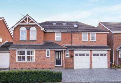 6 Bedrooms Detached House for sale in Woodlands Road, Charfield, Wotton-Under-Edge, .