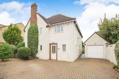4 Bedrooms Detached House for sale in Crantock Drive, Almondsbury, Bristol