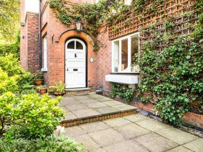 5 Bedrooms Detached House for sale in Private Road, Sherwood, Nottingham, Nottinghamshire