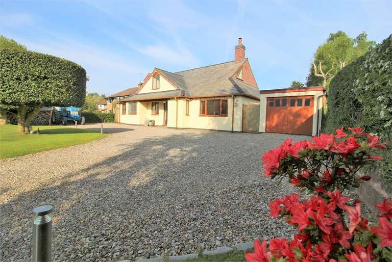 5 Bedrooms Detached House for sale in Mudhouse Lane, Burton, Cheshire, CH64 5TW