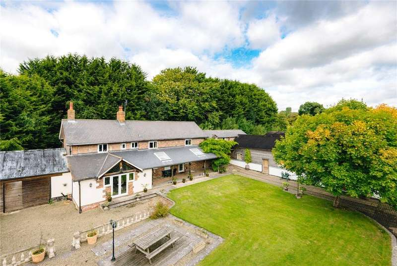 5 Bedrooms Equestrian Facility Character Property for sale in Trefnant, Welshpool, Powys