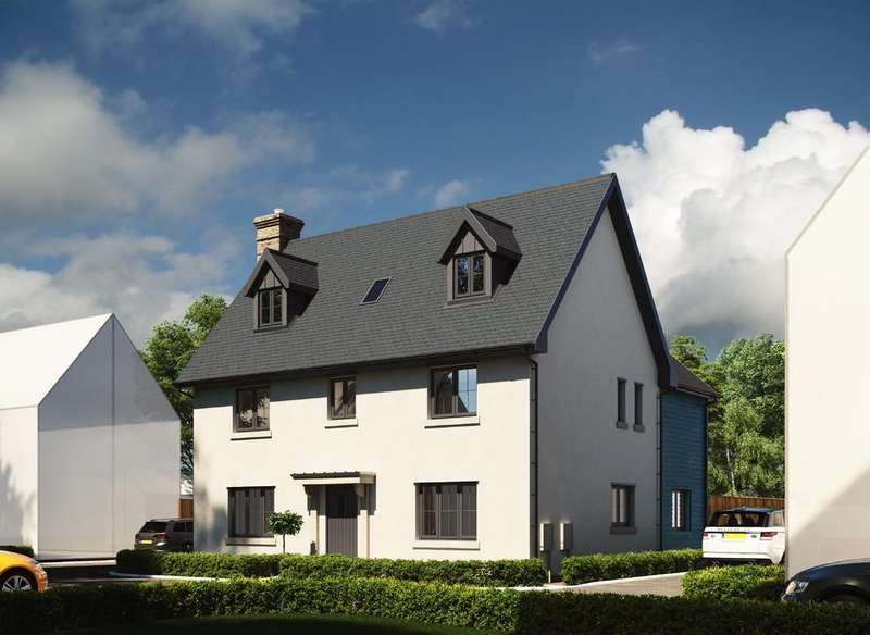 5 Bedrooms Detached House for sale in The Mayfield, Brook Grove, Bishop's Stortford