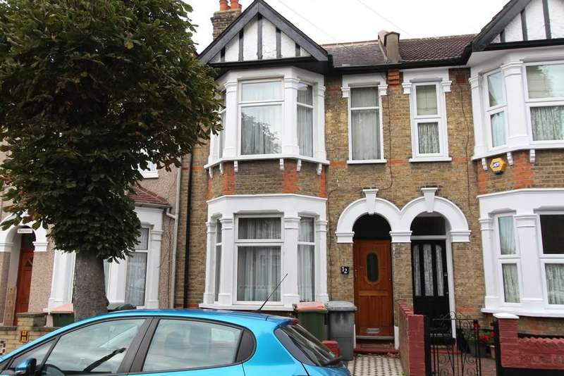 3 Bedrooms Terraced House for sale in Chesley Gardens, East Ham, E6