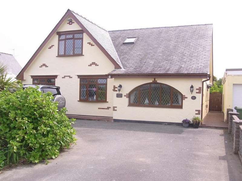 4 Bedrooms House for sale in Beach Road, Morfa Bychan, Porthmadog