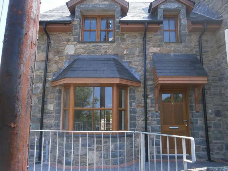 4 Bedrooms House for sale in Plas Newydd, Llanbedr