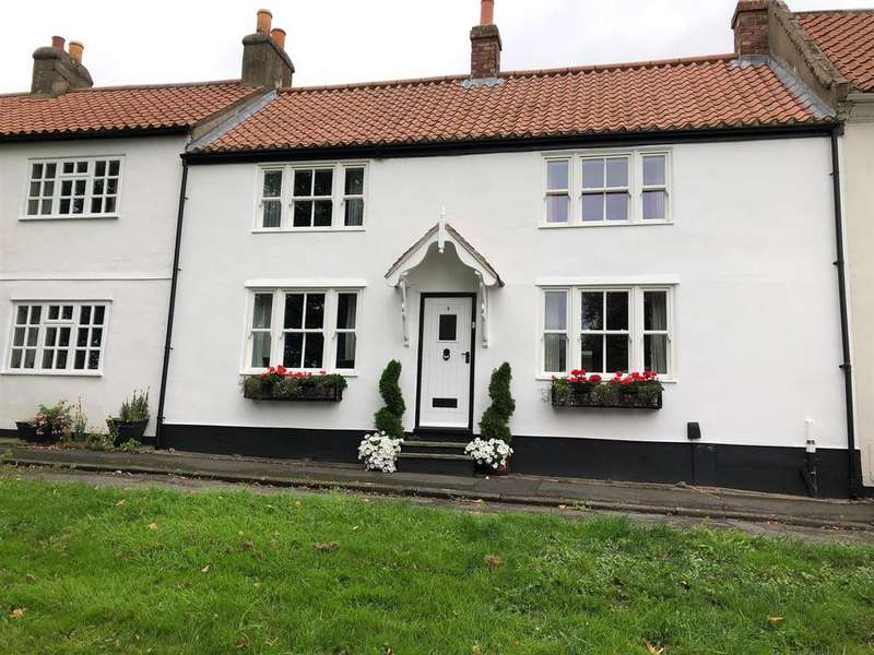 3 Bedrooms Cottage House for sale in Rose Terrace, Egglescliffe, Stockton-On-Tees